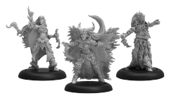 Ice Witches – Legion of Everblight Unit (3) (resin/metal)
